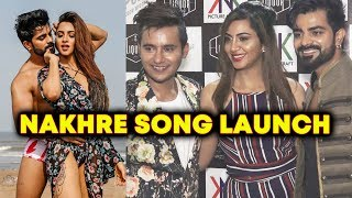 Arshi Khan's Nakhre Song Launch | Starring Arshi Khan & Vinn Modgill