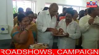 MINISTER PRATHIPATI PULLA RAO INAUGURATES ANNA CANTEEN AT CHILAKALURIPET | Tv11 News | 12-07-18