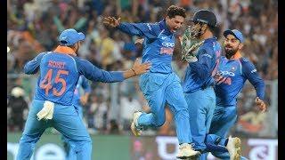 INDIA vs England 1st ODI : Kuldeep yadav create history | Break the records | IBA News |