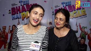 Ragini Khanna & Mother EMOTIONAL Review For Krushna Abhishek Film - Teri Bhabhi Hai Pagle