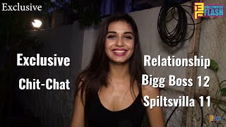 Divya Agarwal Inside Closer Chit Chat - BollywoodFlash