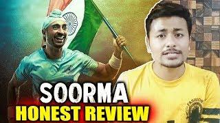 SOORMA HONEST REVIEW | Diljit Dosanjh | Taapsee Pannu | Angad Bedi