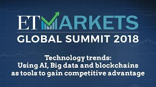 Technology trends- Using AI, Big data and blockchains as tools to gain competitive advantage