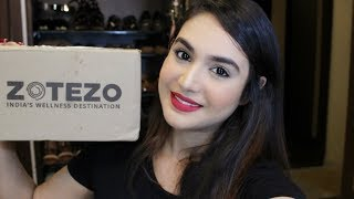UNBOXING JULY ZOBAG