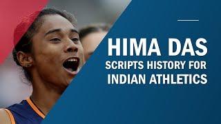 'Golden Girl' Hima Das shows the way | Economic Times
