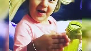 Hello friends paani pee lo /cute baby/