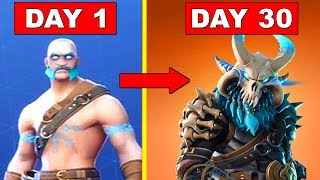 How To Unlock RAGNAROK FAST in 30 Days Fortnite Season 5 Battle Pass! SEASON 5 TIPS AND FREE TIER