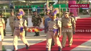 Anantnag terrorist attack: Wreath laying ceremony of 2 CRPF personnel held in Budgam
