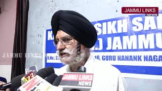 Kashmir Sikh Sangat urges Governor to restore confidence among minorities