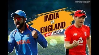 India Vs England 2nd ODI 2018, Ind vs Eng 2018 Cricket Live Match update
