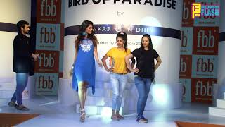 Karan Wahi & Lopa Mudra Raut At FBB & Pankaj - Nidhi New Colleaction Launch