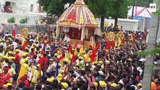 Rath Yatra 2018 | Jagannath Temple ,New Delhi (Part 2) | Satya Bhanja
