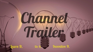 Channel Trailer of Learning Earning