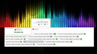 Best Free Tool for YouTube Tag Genarator 2017