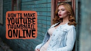 How To Make Professional YouTube Thumbnail Under 5 Minutes - YouTube