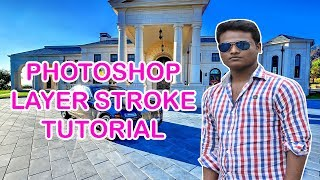 Photoshop Stroke Path Tutorial -YouTube | Learning Earning