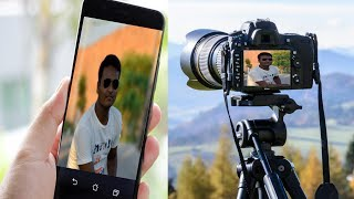 How to Blur Your Photo Background Like DSLR with Android Phone Just 1 Click