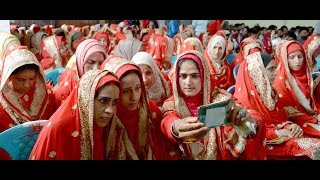 In Kashmir's First Ever Mass Marriage, 105 Couples Tie The Knot