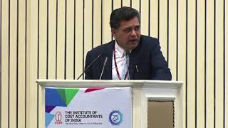 Address by Guest of Honour Shri Injeti Srinivas (IAS), Secretary, Ministry of Corporate Affairs