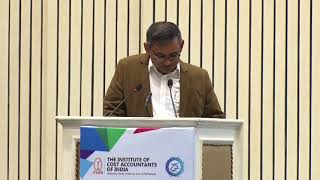 Address by the Guest of Honour Shri Brajesh Kumar Singh, Senior Editor, Zee Hindustan