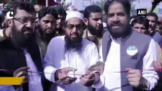 Pakistan elections: 26/11 Mumbai blast mastermind Hafiz Saeed launches intense campaign