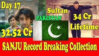 Sanju Record Breaking Collection In Pakistan Day 17 I Will Break Sultan Lifetime In Another 2 Days