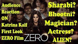 Katrina Kaif First Look For Zero Movie I Audience Views And My Views