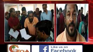 People inconvenienced at Aadhar Card camp in Borim