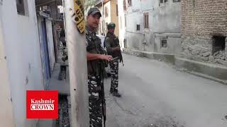 Army and Police launches caso in Khanpora Baramulla