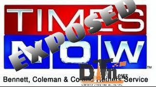 TIMES NOW EXPOSED | 'Times Now' EXPOSED media's double standard