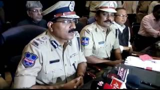 COMMIONER OF Police | Meeting At Salar jung Mesum