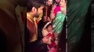 """Sania Mirza Sister""""s Marriage Secret Clip (Must watch)"""