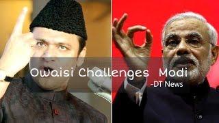 10 Questions FroM Akbaruddin owaisi to Narendra Modi  