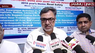 IOA to organize various activities to observe National Bone & Joint Day
