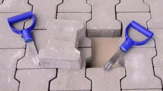 7 Incredible Tools for Laying Pavers