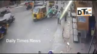 Horrible Bike Crash | Road Accidents Caught By Live CCTV| Most Dangerous Live Accidents