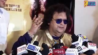 Bombay Talkies Music Launch - Bappi Laheri & Rashtraputra Actor Aazaad