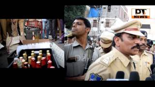 Cordon Search at Puranapool   Pardiwada By Southzone Police - DT News