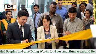 Synchrony Financial's New Office at Madhapur Hitech city - DT News