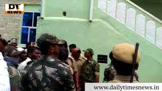 Comunal Riots Under Mehboob Nagar Utkoor | 144 Sec Imposed - DT News