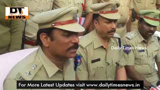Cordon Search Under Falaknuma Police Limits | DCP South zone -DT News