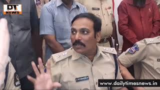 Barkat Ali Fraud Scientist Arrested By South Zone Police DCP V Satya Narayana- DT News