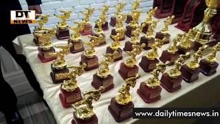 ISKU INTERNATIONAL KARATAE CUP 2017 | Champioms Felicitation at MS Education Acedmy - DT News