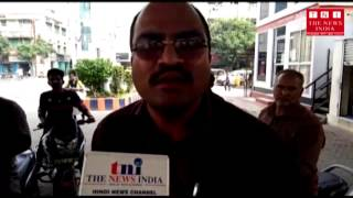 petrol pumps situation in hydrabad after 500, 1000 note ban  HD | The News India | 16-11-2016