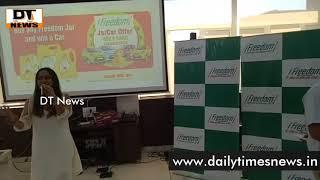 Jar Car Lucky Draw by  | Freedom Refined oil - DT News