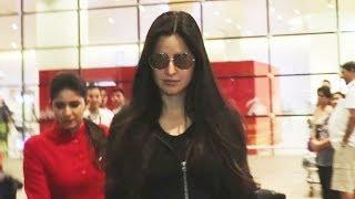 Katrina Kaif RETURNS To India, Spotted At Airport