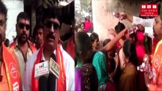 telangana shivsena leader birthday HD   The News India   16-11-2016