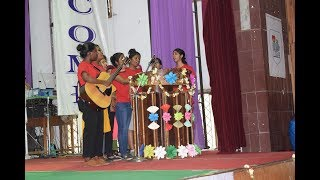 ST Ann's College Organised Cultural Fest | DT NEWS