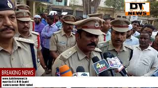 All Southzone Police Station Rowdy Sheeter's counselling by DCP Satyanarayna