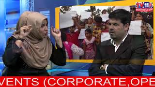 POLITICAL PUNCH WITH FARHA, FIGHT FOR JUSTICE, VOICE OF WOMEN, HYDERABAD